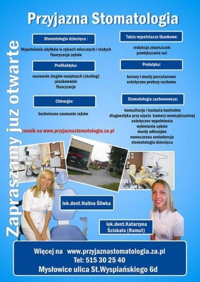 Gabinet Stomatologiczny Przyjazna Stomatologia