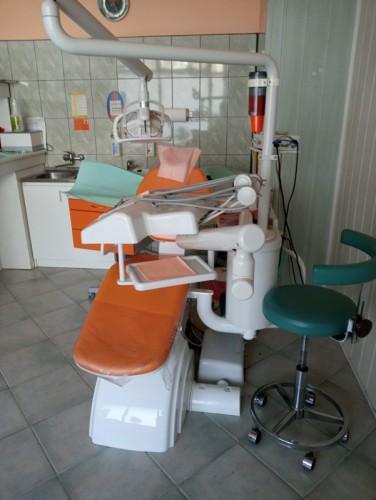 Wyposażenie Gabinetu Dentystycznego UNIT EXIMA FOTEL EKODENT