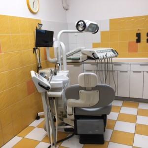 Unit stomatologiczny Castellini