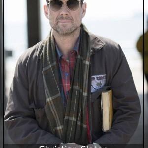 Christian Slater Mr. Robot Cotton Jacket