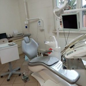 Sprzedam prosperujący gabinet stomatologiczny w Jastrzębiu Zdroju dzielnica Szeroka.