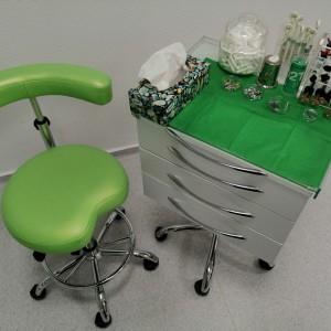 Unit stomatologiczny EKO z pełnym wyposażeniem