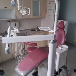 Gabinet stomatologiczny - pełny zestaw narzędzi