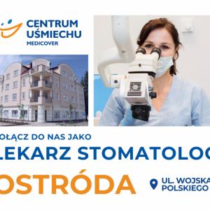 Lekarz Stomatolog – Centrum Uśmiechu Ostróda