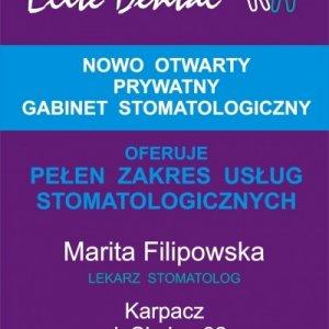 Gabinet dentystyczny Elite Dental - Marita Filipowska