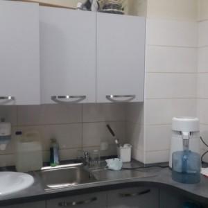 Sprzedam -tanio -meble uzywane do gabinetu stomatologicznego +Recepcje, klimatyzator, alarm ,kamery-rejestrator