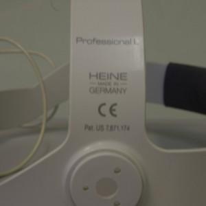 Lupa medyczna. Sprzedam medyczną lupę okularową Heine hr-c 2.5 40 mm/13