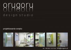 Projektowanie wnętrz ORUGORU design studio