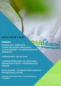 Lekarz stomatolog - Zielona Góra / Sulechów