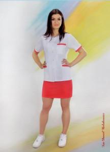 Odzież medyczna, fartuchy medyczne - Fartuszki Danusia