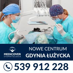 Gdynia - Nowe Centrum Stomatologii Medicover