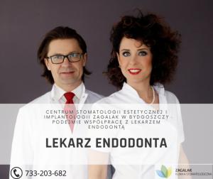 Lekarz Endodonta