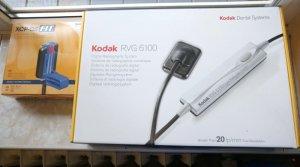 Sprzdam Radiowizjografię aparat RTG  czujnik KODAK 6100  lampaTrophy