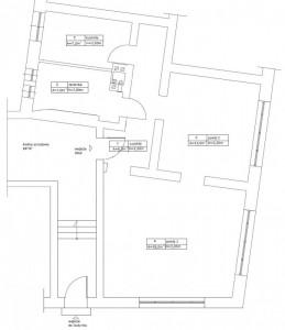 64m2 na PARTERZE pod gabinety, GLIWICE, blisko szpital, przytakni autobusowe, na około miejsca parkingowe