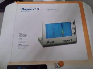 Elektroniczny lokalizator wierzchołka korzenia RAYPEX 5