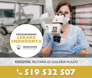 Lekarz Endodonta - Medicover Stomatologia Rzeszów