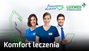 Lekarz Stomatolog (Protetyka, stomatologia zachowawcza)-nowa LUX MED Stomatologia w Gdańsku.