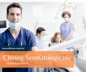 Chirurg Stomatologiczny