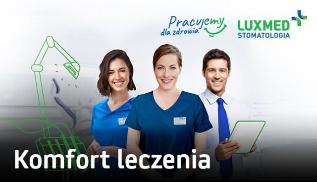 Lekarz Stomatolog- Warszawa (praca w ramach kontraktu z NFZ)